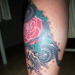龍と薔薇 (2)