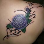薔薇&トライバル